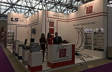 "The results of the international exhibition ""Elektro-2017""."